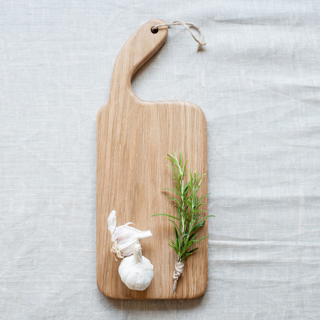 Oak Chopping Board - small