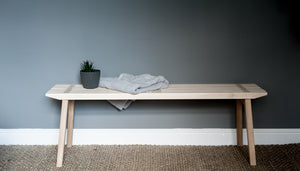 Oak and Sycamore Bench