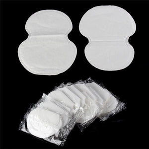 100Pcs (50pairs) Disposable Armpit Sweat Pads - fazbima