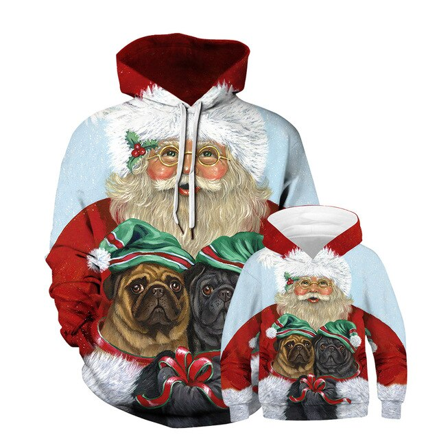 Winter Family  Matching Christmas Sweater