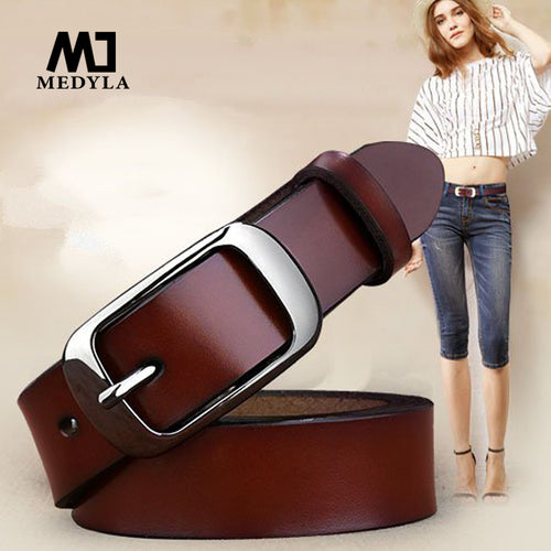 Genuine Leather Love strap Belt - fazbima