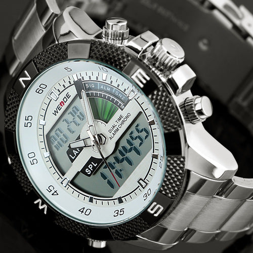Luxury Sport Watch - fazbima