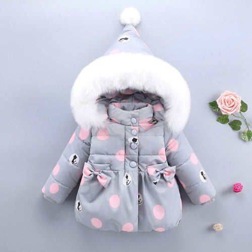 Jacket Cotton Hooded - Fozbima Accessories