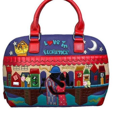 Beach Shoulder Bags Top-Handle Bags for Girls Large Book Bag