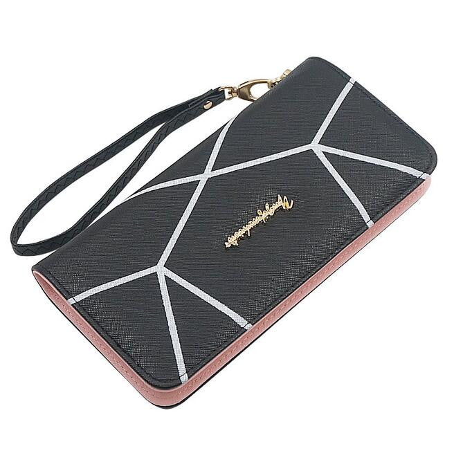 Fashion Long Zipper Purse - fazbima