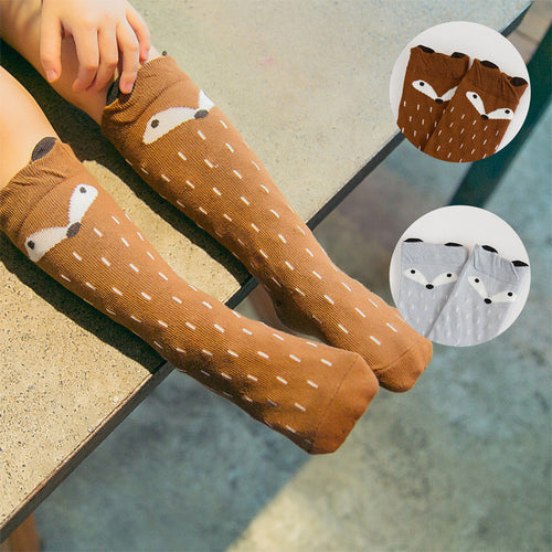Leg Warmer In Kawaii Sock fox Unisex - fazbima