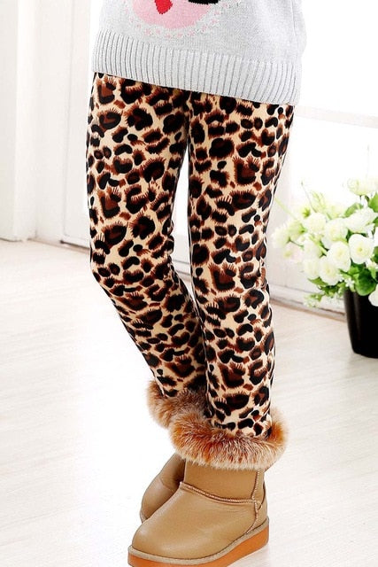 Winter Autumn Fashion Thick Warm Pant - fazbima