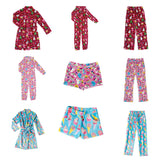 Girls Assorted Candy Pink Fleece Pajamas -  6601 pc Lot