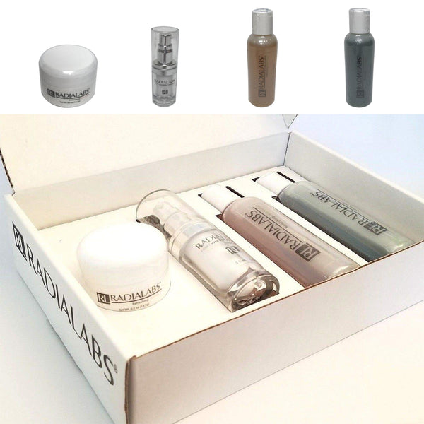 4 Pc Set Radialabs Face Care System - 2308 ( Sets )