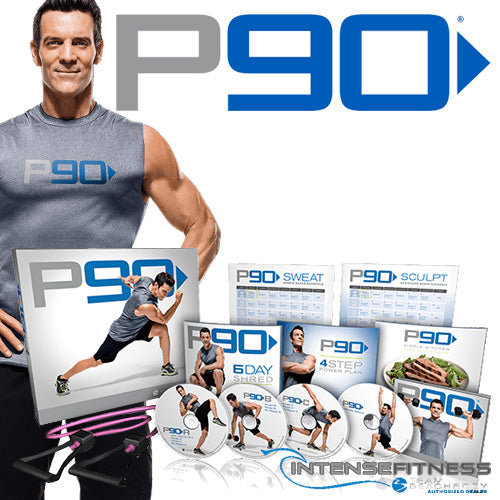 P90 DVD Workout Set - 10 pc Lot