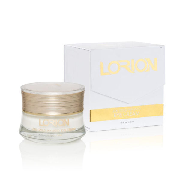 Lorion 24K Gold Infused Eye Cream 1 fl oz - 90 Pc Lots
