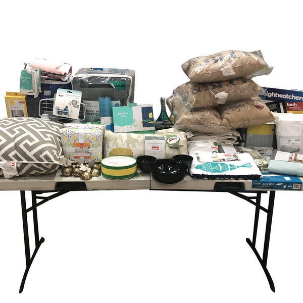 Assorted Home Goods Products - 51 pc Lot