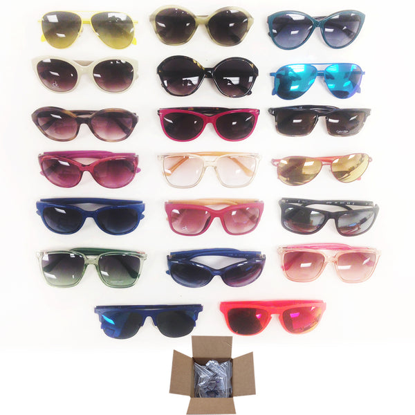 Assorted Calvin Klein Sunglasses #1 - 20 Pc Lot
