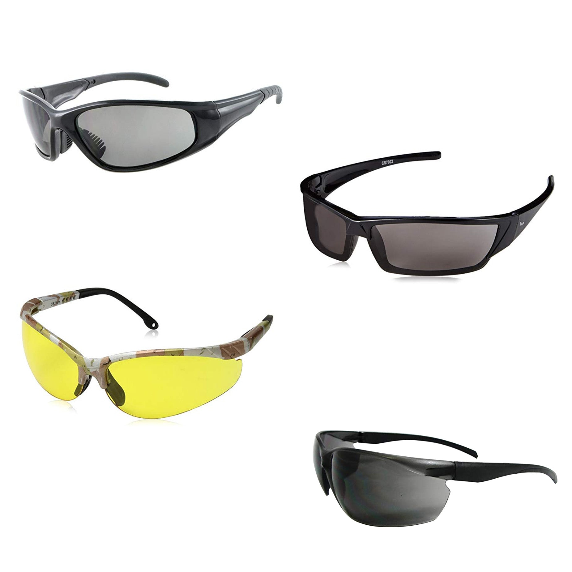 Coleman Safety Glasses - 100 pc Lot