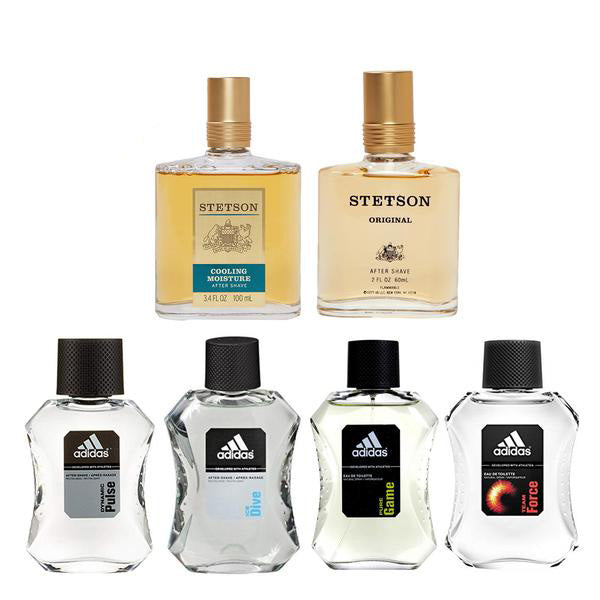 Coty & Adidas After Shave 3.4 fl. oz - 60 pc Lot