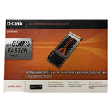 D-Link DWA-645 RangeBooster N 650 Notebook Adapter - 225 Pc Lot