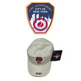 New York City Fire Department Caps - 120 pc Lot