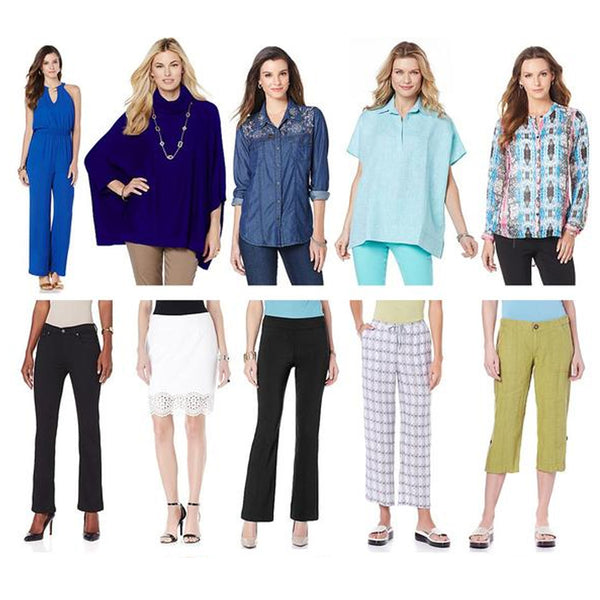 HSN Assorted Women's Apparel and Accessories #2 - 507 pc Lot