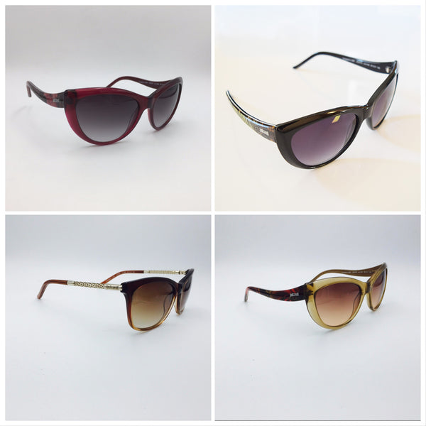 Just Cavalli Designer Sunglasses (4 PC LOT)