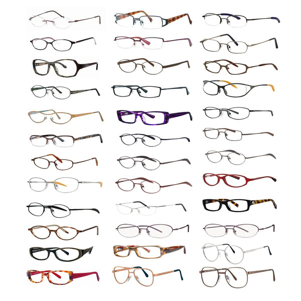 Assorted Multiple Brand Opticals - 4445 pcs