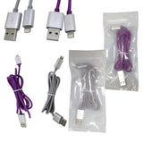 Lightning Rabbit iPhone USB Cables - 200 Pc Lot