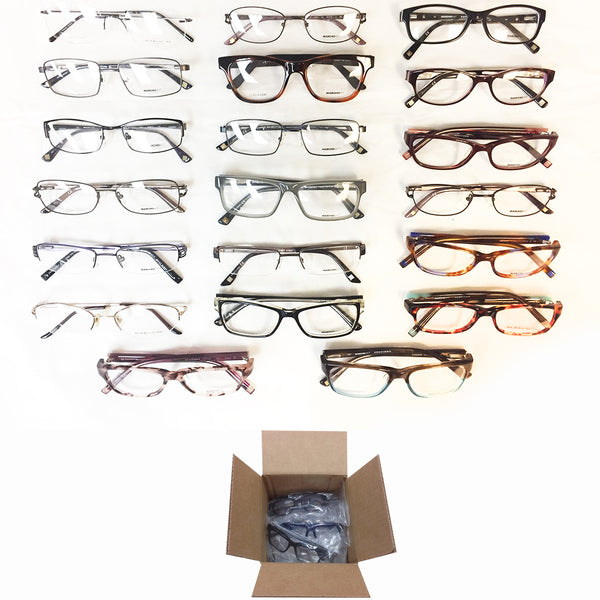 Assorted Marchon NYC Optical Frames - 20 Pc Lot