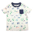 Famous Brand Assorted Infants Graphic T-Shirts - 240 pc Lot