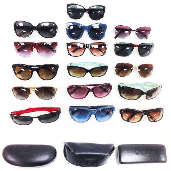 Assorted Ralph Lauren Sunglasses - 28 Pc Lot