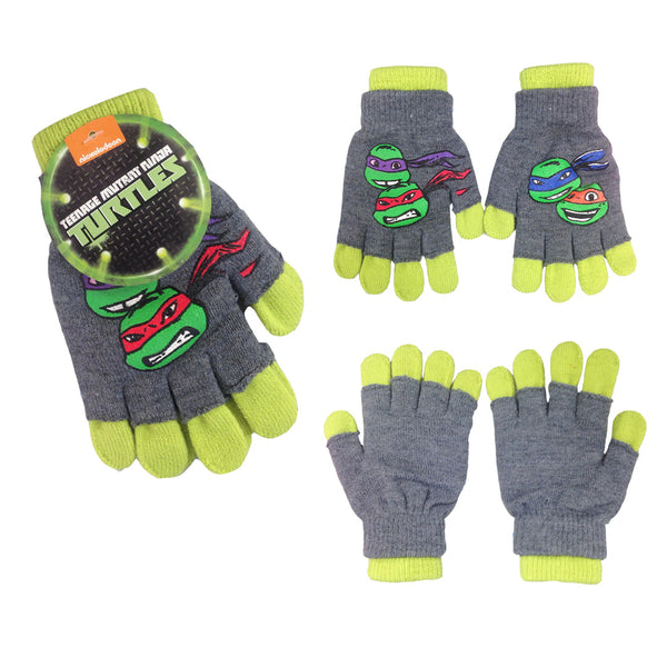 Teenage Mutant Ninja Turtles Gloves Size 4-16 - 210 pc
