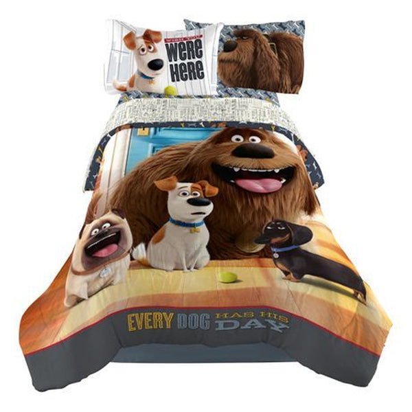 The Secret Life of Pets Reversible Twin/Full Comforters - 100pcs