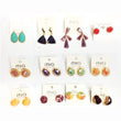 Assorted Earring Fashion Jewelry - 200 pc Lot