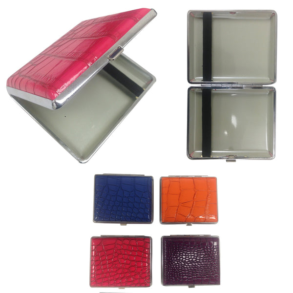 Leather Cigarettes Holder - 100 pcs Lot