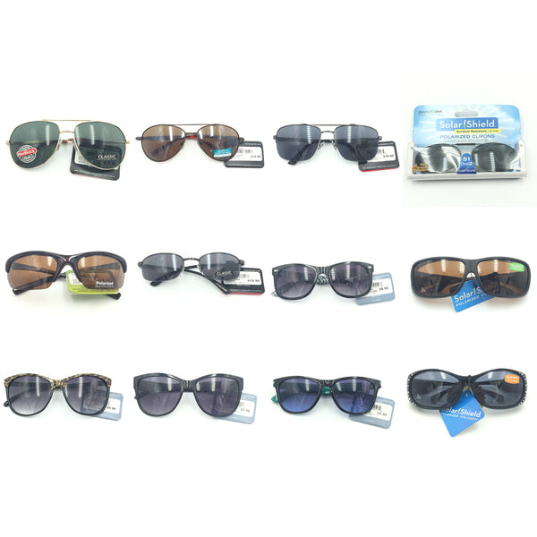 Assorted Foster Grant Sunglasses - 75 Pc Lot