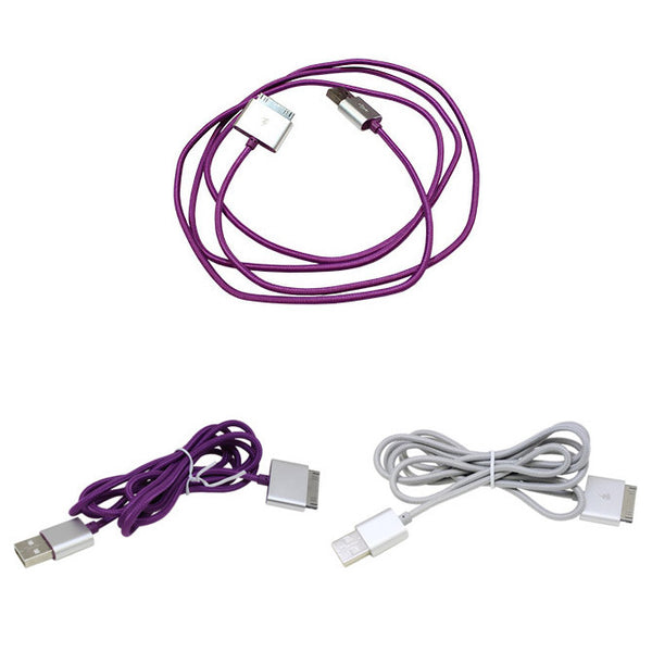 48pcs of Lightning Rabbit iPhone 30-Pin to USB Cables
