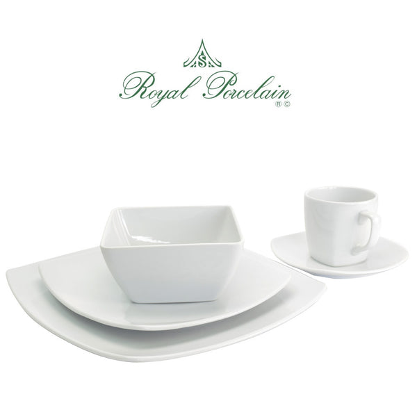 10 sets Royal Porcelain Fine China Dinner Set
