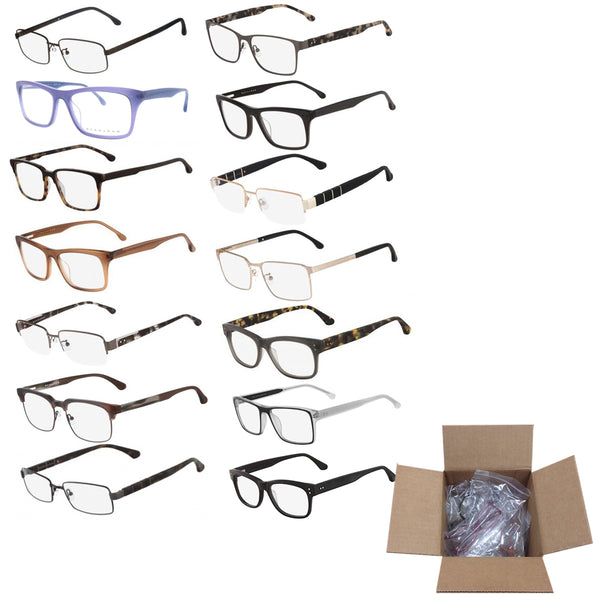 Assorted Sean John Optical Frames - 20 Pc Lot-Sean John-Topper Liquidators