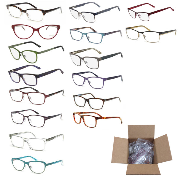 Assorted Skaga Optical Frames - 20 Pc Lot-Skaga-Topper Liquidators