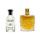 Stetson Caliber Cologne Spray 1.0 & 2.0 FL OZ - 100 pcs Lot