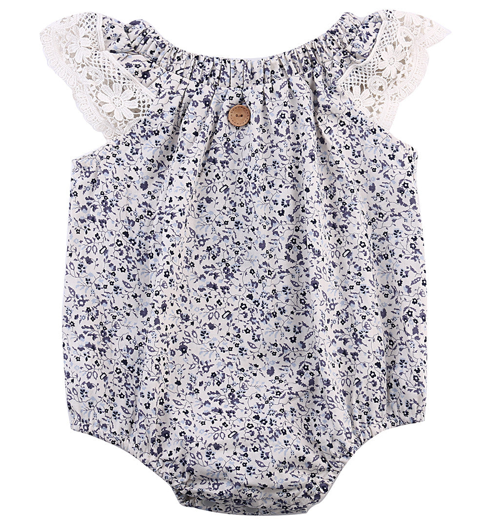 """Meadow"" Onesie 0-24 M"