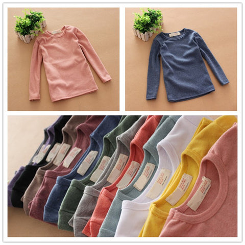 Long Sleeve Tees 2-6