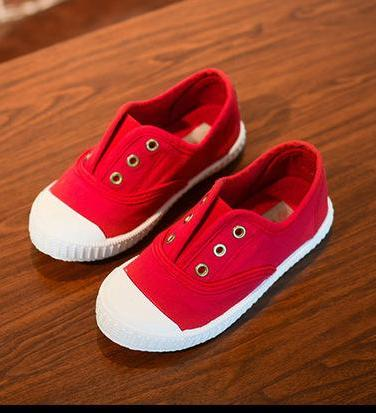 Canvas Tennis Sneakers Sizes 1-13