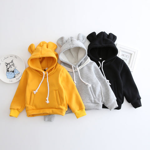 Little Mouse Hooded Sweatshirt