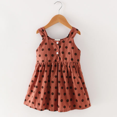 Lily Polka Dot Dress