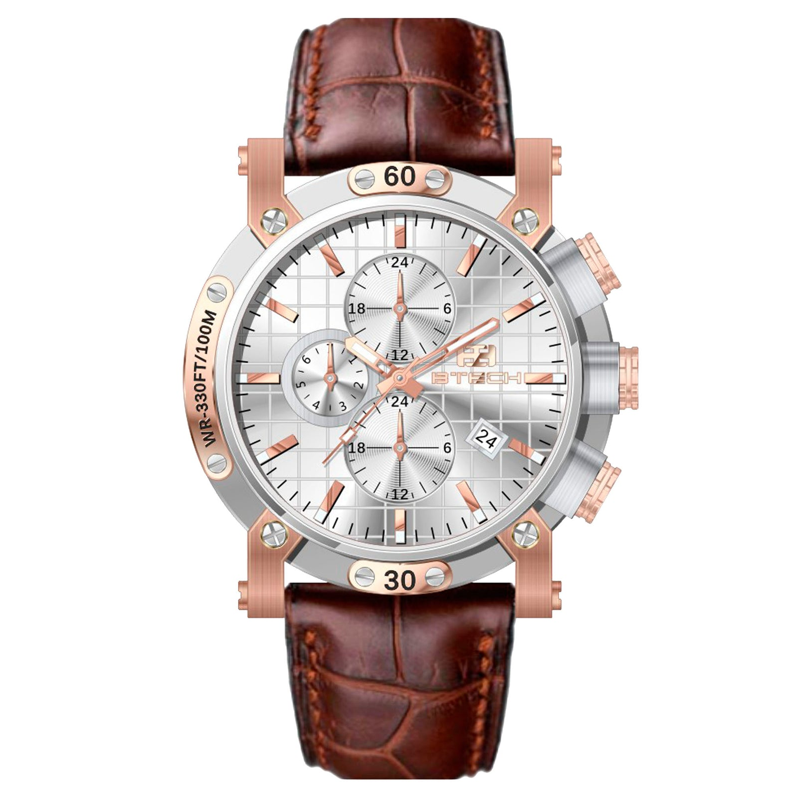 BTECH Atelier Brown Rose Gold (BT-AT-631-56)