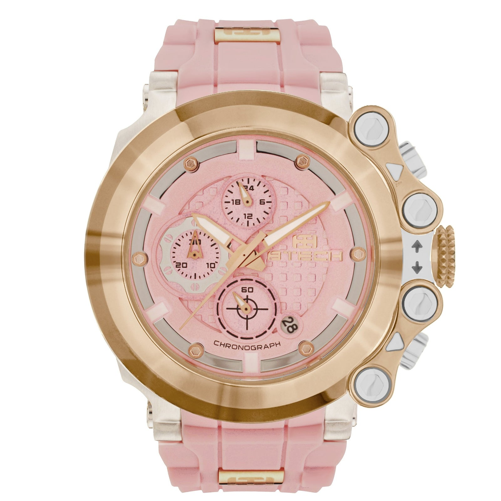 BTECH Cite Chrono Blush Pink Women Watch (BT-CC-313-12)