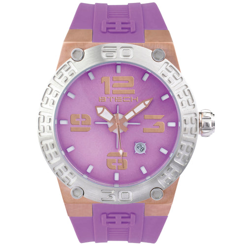 BTECH BT Lavender Women Watch (BT-IB-231-10)