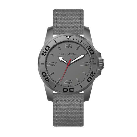 Commander Military Grey Camo Men Watch (BT-CO-122-82)