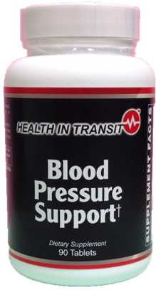 Blood Pressure Support - 90 Tablets (30 day supply)
