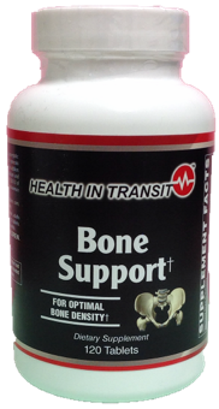 Bone Support - 240 Tablets (2 Bottles of 120 Tablets) (40 day supply)