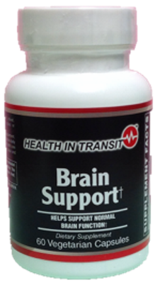 Brain Support - 60 Capsules (30 day supply)